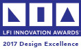 2017 LFI Innovation Award Design Excellence