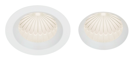 Bloom Downlight Flanged and Flangeless